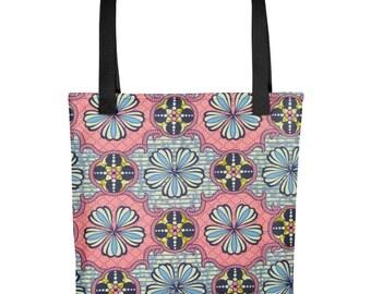 Pink Royalty Tote bag