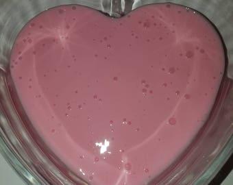 Gummy Pink Watermelon Slime