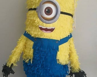 Minion Pinata for your Party 55cm
