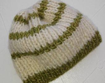 hat, Handmade, knit, winter hat, warm, comfortable, soft, hook