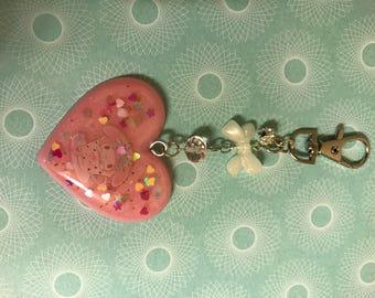 My Melody Resin keychain