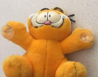 Vintage Garfield plush toy