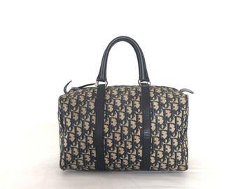 Christian Dior Vintage Duffle Bag