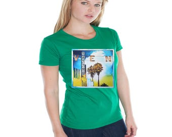 Windward and Pacific  Women's T-Shirt