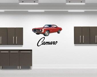Vintage Camaro