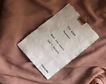 Love Box: Deletes Heart - Funny, Inspirational, Romantic Greeting Card /Poem -Gifts for Bestfriend, Girlfriend, Boyfriend
