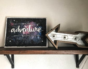 Make today an adventure