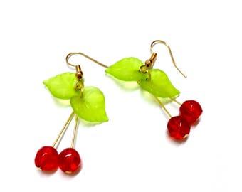 Cherry Couture Earrings