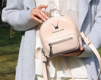 "JOHNCAREW backpack ""Alicia"" pouder"