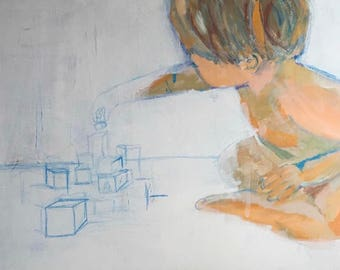 Custom Child Painting