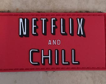 Netflix and Chill Morale Patch