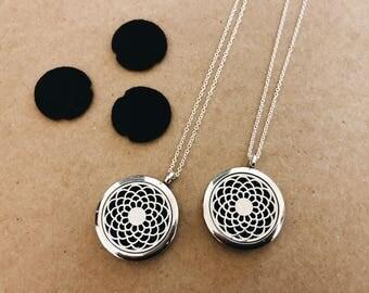 Oil Diffuser Necklace