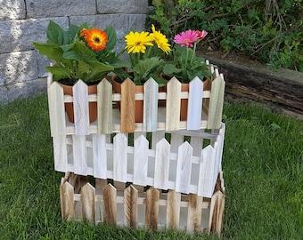 Picket Planter Boxes
