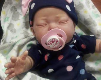 SOLD - Preemie Reborn baby doll