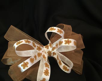 Gingerbread Overload Headband