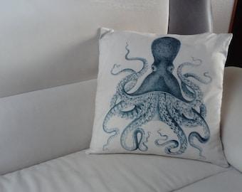 Octopus ultra soft cushion