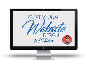 I Will Design Responsive Website In 15 Hours