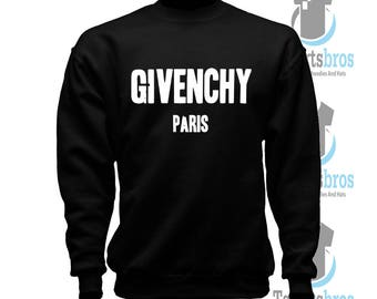 Givenchy Paris Sweat Shirts