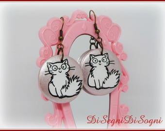 LILY Kiki's Delivery service earrings