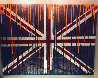 Bleeding Union Jack
