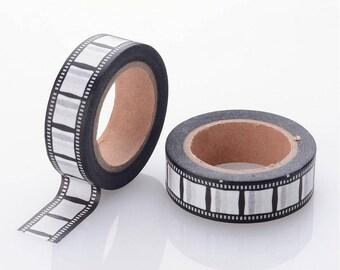 Film Washi Tape - 15mm x 10 Meters - #SW127