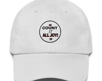 Count it all Joy! - Cotton Cap