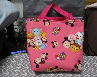 Small tsum tsum tote bag