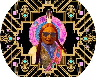 Sitting Bull Powowpopart