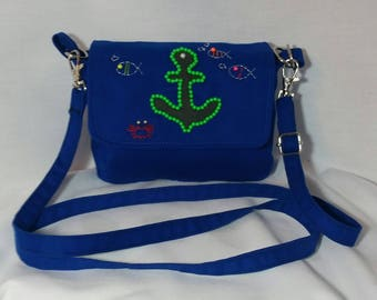 Small Nautical Crossbody