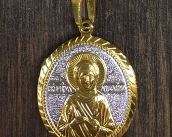 Icon of Saint Angelina