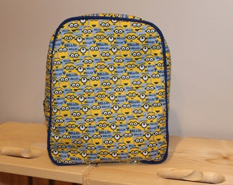 Minions Toddler Backpack