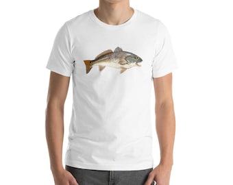 Redfish | Red Drum | Fishing Gift | Fishing Shirt