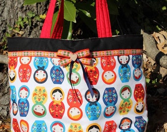 Matrioshka bag