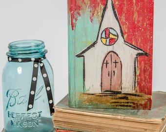 Stand Tall Little Church