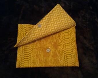 Yellow dragon pouch
