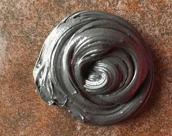 Black Brownie Batter