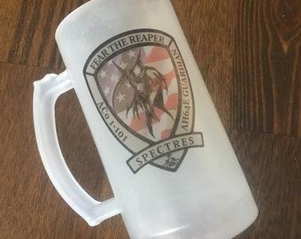 A Co 1-101 AVN Beer Mug