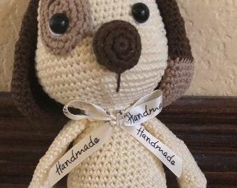 Dog crochet 100% hand made