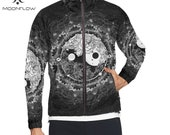 Futuristic Jacket Men Psy Trance Men Wear Festival Wear Techno JacketTechno Clothing Men Rave Wear Men Trance Clothing Men Goa Clothing Men