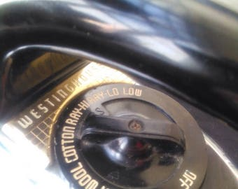 1940s Vintage Electric Westinghouse Iron *Nonworking*