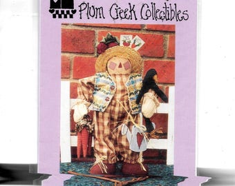 "Plum Creek Collectibles ""How does your garden crow?"" Pattern 2015"