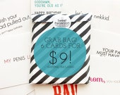 SALE! Greeting Card Grab Bag. Discontinued Stock.