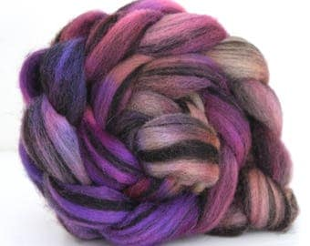 Jacob Humbug Kettle Dyed Wool Top JHT23  100g - 3.5oz