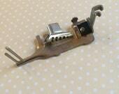 1/2 off Blowout Sale Vintage Singer multibinder foot for slant shank machines.  161420
