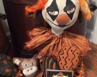 CustomerAppreciationSale Primitive Halloween Clovis & Cheech