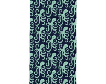 Deep Sea Octopus Towel