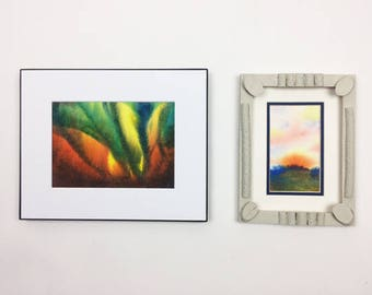 Nature's Moods : Original Watercolor Paintings by Kathie Young