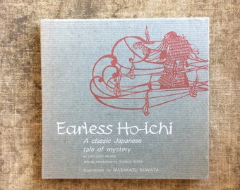 1966 Earless-Hoichi : A classic Japanese tale of mystery by Lafcadio Hearn
