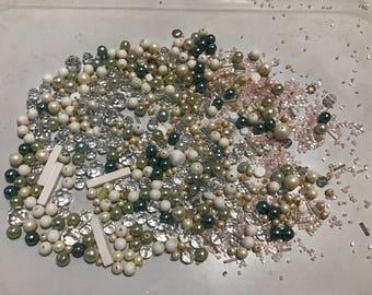 Ice Princess Vintage Bead Collection