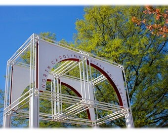 NC State Gateway Arch